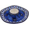 5-inch Stoneware Egg Holder - Polmedia Polish Pottery H5422G