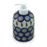 5-inch Stoneware Soap Dispenser - Polmedia Polish Pottery H0170B