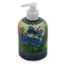 5-inch Stoneware Soap Dispenser - Polmedia Polish Pottery H2341B
