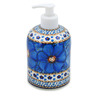 5-inch Stoneware Soap Dispenser - Polmedia Polish Pottery H2789C