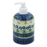 5-inch Stoneware Soap Dispenser - Polmedia Polish Pottery H6500A