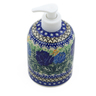 5-inch Stoneware Soap Dispenser - Polmedia Polish Pottery H9311I