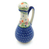 5 oz Stoneware Bottle - Polmedia Polish Pottery H0490I