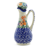 5 oz Stoneware Bottle - Polmedia Polish Pottery H3250J