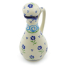 5 oz Stoneware Bottle - Polmedia Polish Pottery H3956J