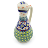 5 oz Stoneware Bottle - Polmedia Polish Pottery H4043J
