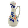5 oz Stoneware Bottle - Polmedia Polish Pottery H4044J