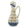 5 oz Stoneware Bottle - Polmedia Polish Pottery H4568J