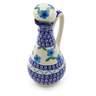 5 oz Stoneware Bottle - Polmedia Polish Pottery H4573J
