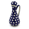 5 oz Stoneware Bottle - Polmedia Polish Pottery H6505J