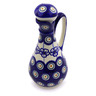 5 oz Stoneware Bottle - Polmedia Polish Pottery H7006I