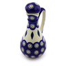 5 oz Stoneware Bottle - Polmedia Polish Pottery H7007I