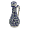 5 oz Stoneware Bottle - Polmedia Polish Pottery H7546K