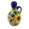 5 oz Stoneware Bottle - Polmedia Polish Pottery H8201I