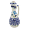 5 oz Stoneware Bottle - Polmedia Polish Pottery H8290K