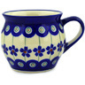 5 oz Stoneware Bubble Mug - Polmedia Polish Pottery H0799E