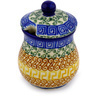 5 oz Stoneware Sugar Bowl - Polmedia Polish Pottery H0007D