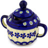 5 oz Stoneware Sugar Bowl - Polmedia Polish Pottery H0527D