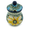 5 oz Stoneware Sugar Bowl - Polmedia Polish Pottery H3386I