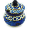 5 oz Stoneware Sugar Bowl - Polmedia Polish Pottery H3548G