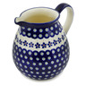 50 oz Stoneware Pitcher - Polmedia Polish Pottery H1381L