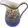 51 oz Stoneware Pitcher - Polmedia Polish Pottery H0449G
