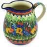 51 oz Stoneware Pitcher - Polmedia Polish Pottery H2207E
