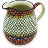51 oz Stoneware Pitcher - Polmedia Polish Pottery H2446E
