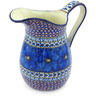 51 oz Stoneware Pitcher - Polmedia Polish Pottery H4576G