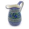 51 oz Stoneware Pitcher - Polmedia Polish Pottery H7501I