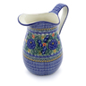 51 oz Stoneware Pitcher - Polmedia Polish Pottery H7502I