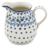 51 oz Stoneware Pitcher - Polmedia Polish Pottery H8544K