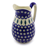 54 oz Stoneware Pitcher - Polmedia Polish Pottery H7060I