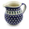 57 oz Stoneware Pitcher - Polmedia Polish Pottery H5744C