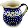 57 oz Stoneware Pitcher - Polmedia Polish Pottery H9643C