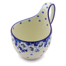 6-inch Stoneware Bowl with Handles - Polmedia Polish Pottery H3938I