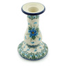 6-inch Stoneware Candle Holder - Polmedia Polish Pottery H0708I