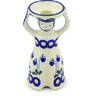6-inch Stoneware Candle Holder - Polmedia Polish Pottery H6973G