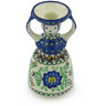 6-inch Stoneware Candle Holder - Polmedia Polish Pottery H8411G