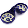 6-inch Stoneware Condiment Server - Polmedia Polish Pottery H0574A