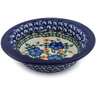 6-inch Stoneware Scalloped Bowl - Polmedia Polish Pottery H4514B