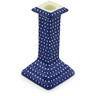 7-inch Stoneware Candle Holder - Polmedia Polish Pottery H2696H