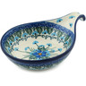 7-inch Stoneware Condiment Server - Polmedia Polish Pottery H0702I