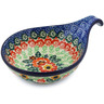 7-inch Stoneware Condiment Server - Polmedia Polish Pottery H1956K