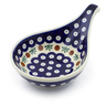 7-inch Stoneware Condiment Server - Polmedia Polish Pottery H5088C