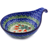 7-inch Stoneware Condiment Server - Polmedia Polish Pottery H6743I