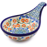 7-inch Stoneware Condiment Server - Polmedia Polish Pottery H8130I