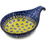 7-inch Stoneware Condiment Server - Polmedia Polish Pottery H8153B