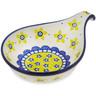 7-inch Stoneware Condiment Server - Polmedia Polish Pottery H8325B
