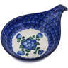 7-inch Stoneware Condiment Server - Polmedia Polish Pottery H8395B